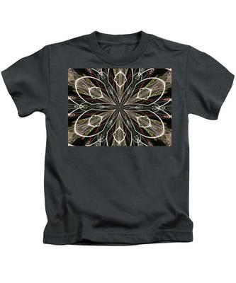 Butterfly Lace Kids T-Shirt