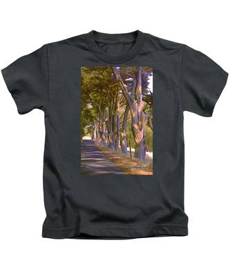 Cathedral Of Trees Kids T-Shirt