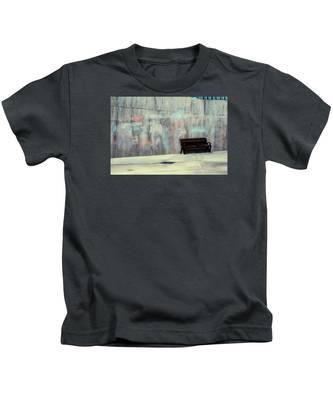 Chalk N Bench Kids T-Shirt