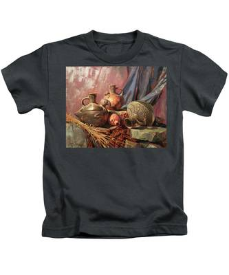 Receptacle Kids T-Shirts