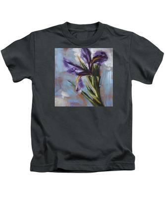 Dancing Iris Kids T-Shirt