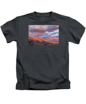 Darkness Fell Kids T-Shirt