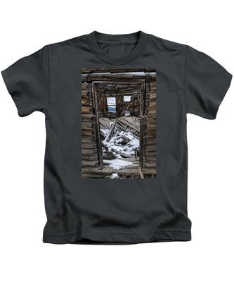 Doorway To The Past Kids T-Shirt
