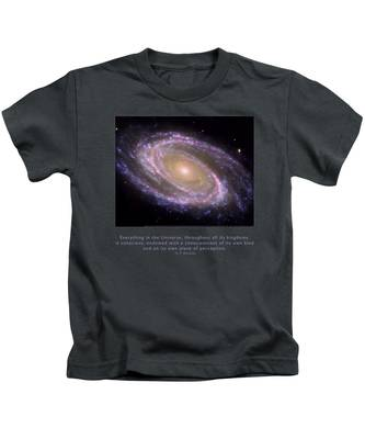 Everything Is Conscious Kids T-Shirt