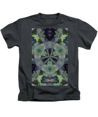 Fantasy Leaves Kids T-Shirt