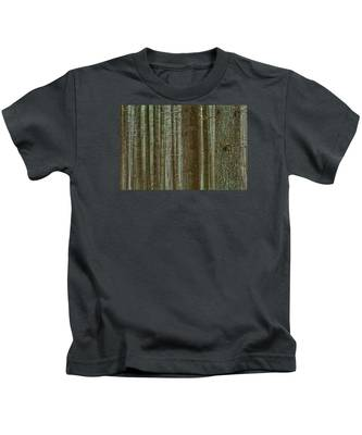 Forest Pattern Kids T-Shirt