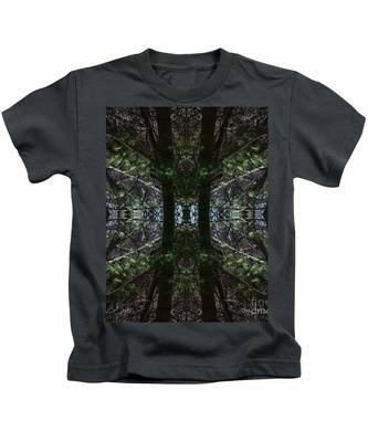 Guards Of The Forest Kids T-Shirt
