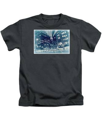 Happy Holidays From New York City Kids T-Shirt