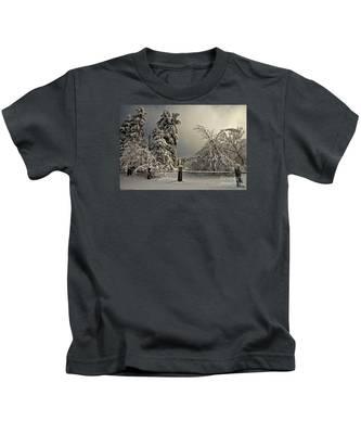 Heavy Laden Kids T-Shirt