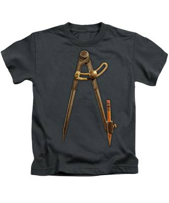Colored Pencil Kids T-Shirts