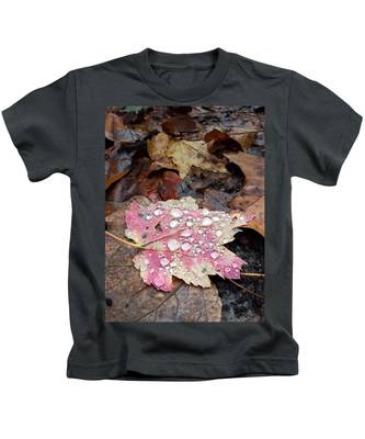 Leaf Bling Kids T-Shirt