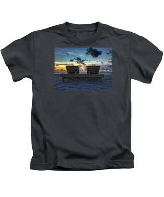 Lounge For Two Kids T-Shirt