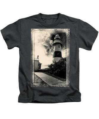 Low Head Lighthouse Kids T-Shirt