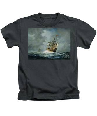Mary Rose  Kids T-Shirt