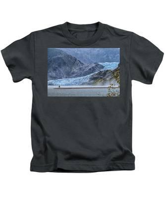 Mendenhall Glacier Kids T-Shirt