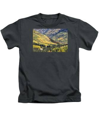 Million Dollar Highway Kids T-Shirt