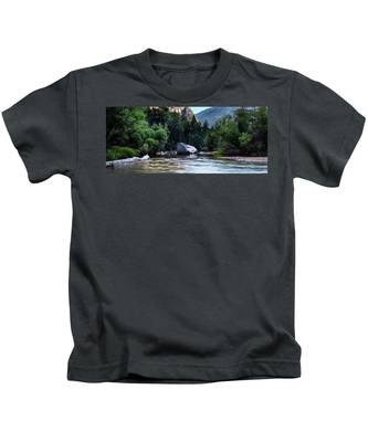 Mirror Lake- Kids T-Shirt