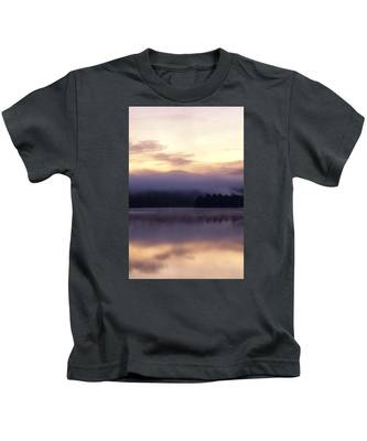 Misty Waters Kids T-Shirt