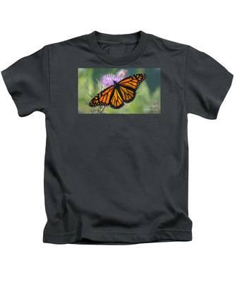 Monarch's Beauty Kids T-Shirt