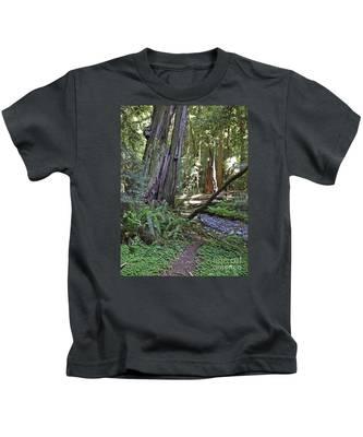 Muir Woods Beauty Kids T-Shirt