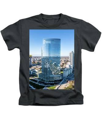 Northwestern Mutual Tower Kids T-Shirt
