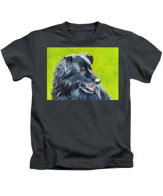 Old Shep Kids T-Shirt