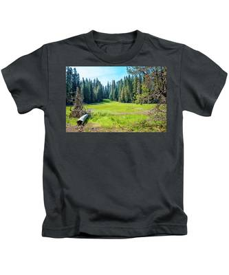 Open Meadow- Kids T-Shirt