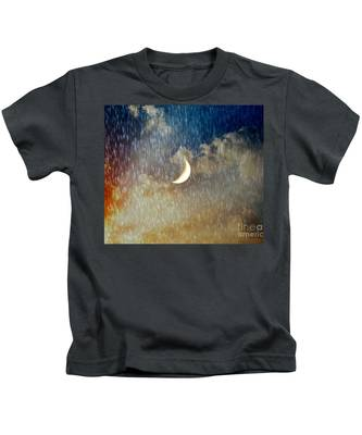 Rain Fall Kids T-Shirt
