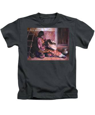 Santa Clara Potter Kids T-Shirt