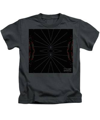 Spider Webs Kids T-Shirt