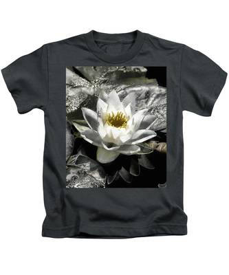 Strokes Of The Lily Kids T-Shirt
