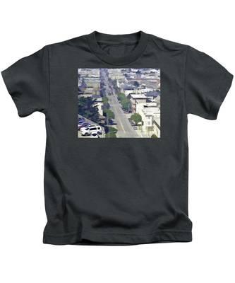 Sunset Days Kids T-Shirt