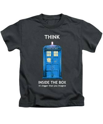 Window Box Kids T-Shirts