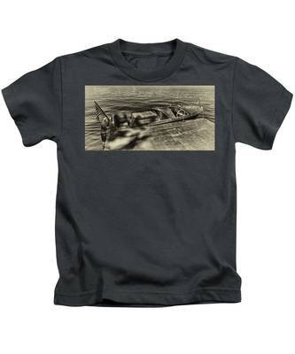The Classic 1958 Chris Craft Kids T-Shirt