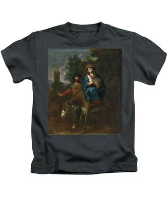 Designs Similar to The Flight Into Egypt