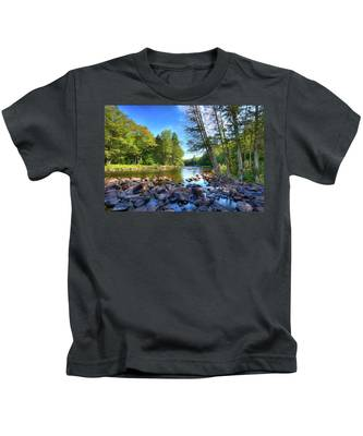 The Raquette River Kids T-Shirt