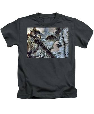 The Watcher In The Wood Kids T-Shirt