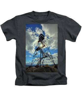 To Climb Or Not To Climb Kids T-Shirt