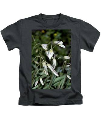 Tulipa Turkestanica Kids T-Shirt