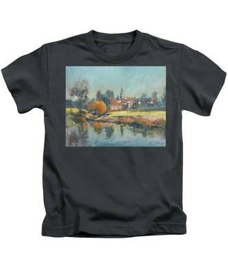 View To Elsloo Kids T-Shirt