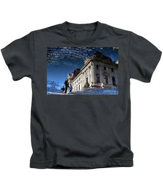 We Have Always Lived In The Castle Kids T-Shirt