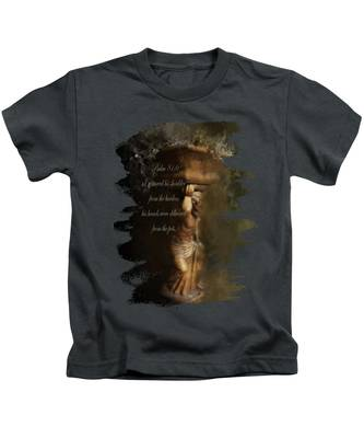 Weight Of The World Kids T-Shirts