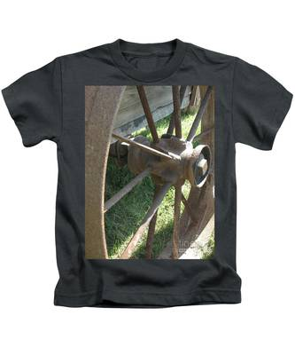 Wheel Kids T-Shirt
