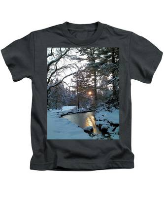 Winter Creek Kids T-Shirt