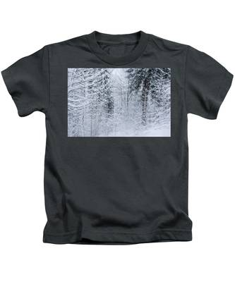 Winter Glow- Kids T-Shirt