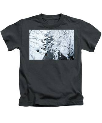 Winters Creek- Kids T-Shirt