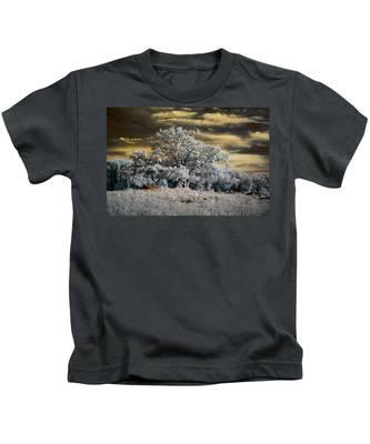 Witness To History Kids T-Shirt