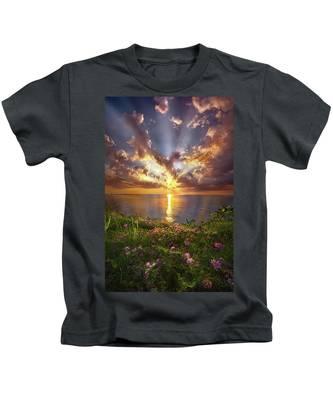 You Sing To My Spirit Kids T-Shirt