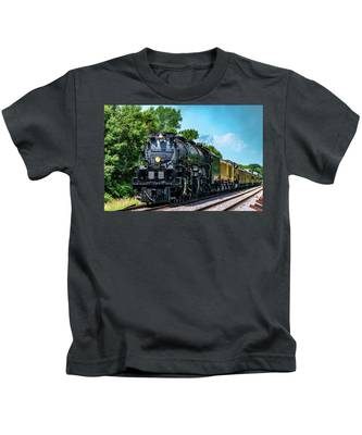Big Boy Kids T-Shirt