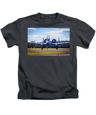 A-10c Thunderbolt II Kids T-Shirt
